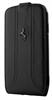 Funda Flipper Negra Logo Metal Samsung I9500 Galaxy S4 Ferrari