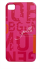 Carcasa Hetty Apple iPhone 4/4s Rosa G1347 Golla