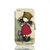 Funda Booklet Purrfect Love Samsung Galaxy S4 Gorjuss
