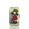 Funda Booklet Purrfect Love iPhone 5/5S Gorjuss