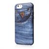 Fundas TPU Tejano Azul Apple iPhone 6 Guess