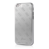 Carcasa 4G Metálica Plata Apple iPhone 6/6S Plus Guess