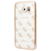Funda TPU 4G Transparente Oro Rosa Samsung Galaxy S7 Guess