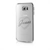 Funda TPU Signature Transparente Plata Samsung Galaxy S7 Guess