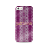 Carcasa Phyton Crystal Rosa Apple iPhone 5/5S Just Cavalli