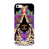 Carcasa Wings Violeta Apple Iphone 5/5S Just Cavalli