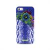 Funda TPU Python Flower Violeta Apple Iphone 5/5S Just Cavalli