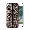 Funda TPU AntiShock Leopard Single Stipe Apple iPhone 7 Just Cavalli