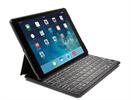 Kensington Funda Keyfolio Thin X2 Plus Negra Teclado Retroiluminado Apple iPad Air