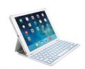 Kensington Funda Keyfolio Thin X2 Plus Blanca Teclado Retroiluminado Apple iPad Air
