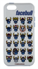 Funda TPU Apple iPhone 5C Bullface Kukuxumusu