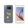 Funda TPU Transparente Who Likes Samsung S6 Kukuxumusu