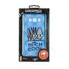 Funda TPU Azul Hitchcook Samsung Galaxy J5 2016 Kukuxumusu