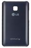 Lg Funda ultra slim negra LG L3 II