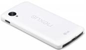 Lg Funda Snap Case blanca Nexus 5