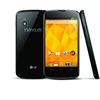 Lg - LG Nexus 4 16gb e960 black