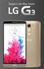 Lg LG G3 16GB D855 Shine Gold
