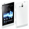 Made For Xperia Funda trasera rigida blanca Xperia u Made for Xperia