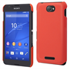 Made For Xperia Carcasa Naranja Tacto Goma Sony Xperia E4 Made for Xperia