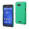 Made For Xperia Carcasa Verde Tacto Goma Sony Xperia E4G Made for Xperia