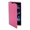 Made For Xperia Funda Easy Folio Rosa Sony Xperia Z1 Compact Made for Xperia