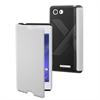 Made For Xperia Funda Easy Folio blanca Sony Xperia E3 Made for Xperia