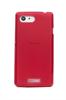 Made For Xperia Funda minigel rosa Sony Xperia E3 Made for Xperia