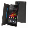 Made For Xperia Funda Slim Folio Negra Sony Xperia Z