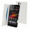Made For Xperia Funda Slim Folio Blanca Sony Xperia Z