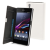 Funda Slim Folio Blanca Sony Xperia Z1 Made For Xperia