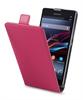 Funda Slim Rosa Sony Xperia Z1 Compact Made For Xperia