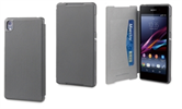 Made For Xperia Funda Ultra Slim Folio Lila Sony Xperia Z2 Made for Xperia