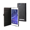 Made For Xperia Funda Slim Folio Negra Sony Xperia T2 Ultra Made for Xperia