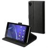 Made For Xperia Funda Slim S Folio Negra Funcion Soporte Sony Xperia Z2 Made for Xperia