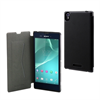 Made For Xperia Funda Ultra Slim Folio Negra Sony Xperia T3 Made for Xperia