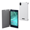 Made For Xperia Funda Ultra Slim Folio Blanca Sony Xperia T3 Made for Xperia