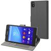Made For Xperia Funda Slim S Folio Gris Plateado Sony Xperia Z5 Premium Made for Xperia