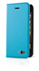 Funda Folio Azul Logo metal Apple iPhone 6 Mini