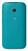Carcasa Turquesa Moto E Motorola