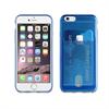Muvit Life Funda Minigel Azul Fluor con ranura para tarjetas Pass Pass Apple iPhone 6/6S muvit life