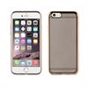 Muvit Life Funda Tpu marco Dorado con cristales Diam Apple iPhone 6/6S muvit life