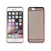 Muvit Life Funda Tpu marco Dorado con criales Diam Apple iPhone 6/6S muvit life