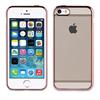 Muvit Life Funda Tpu marco RoseGold con cristales Diam Apple iPhone 5/5S/SE muvit life
