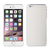 Muvit Life Funda TPU Aluminio Plata ALLOY iPhone 6 Plus/6S Plus muvit