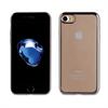 Muvit Life Funda TPU marco Negra BLING Apple iPhone 7 muvit Life