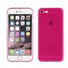 Muvit Life Funda Fucsia Transparente Ultrafina FEVER 0.3mm Apple iPhone 7 muvit Life