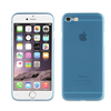 Muvit Life Funda Azul Transparente Ultrafina FEVER 0.3mm Apple iPhone 7 muvit Life