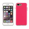Muvit Pro Funda Antishock Fucsia Tacto Goma antideslizante iPhone 7 Plus muvit PRO