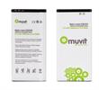 Batería Litio 1650 mAh Nokia Lumia 630/635 Muvit