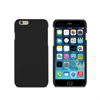 Carcasa Negra Tacto Goma Apple iPhone 6 Muvit